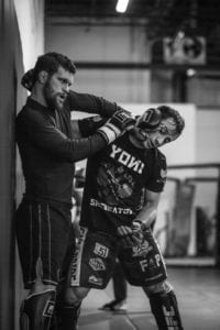 Yoni Sherbatov and Dustin Ortiz taken by Genevieve Ringuet