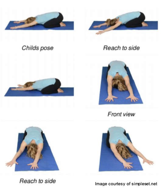 stretch for cross country skiers